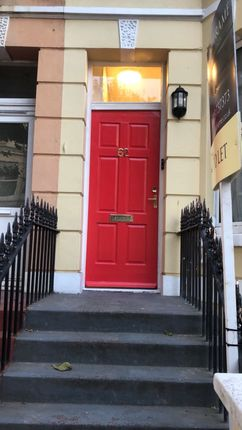 Thumbnail Shared accommodation to rent in Pevensey Road, Eastbourne