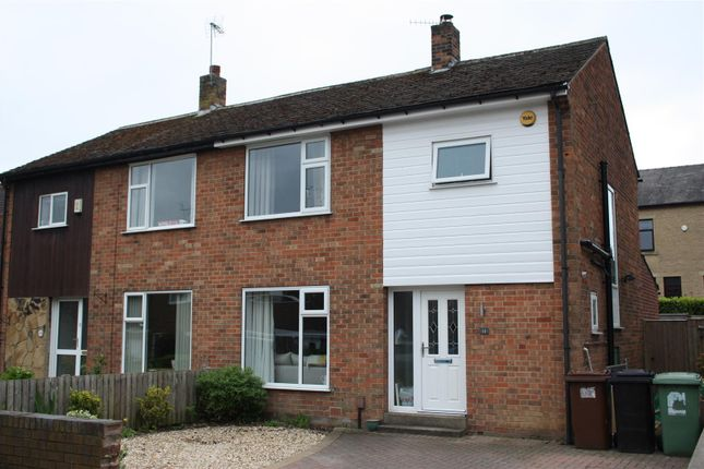 Thumbnail Semi-detached house to rent in Sunfield Drive, Stanningley, Pudsey