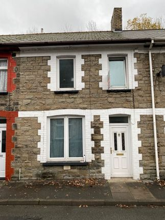 2 bed terraced house to rent in Carlyle Street, Abertillery NP13