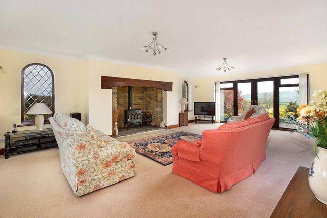 Living Room of Northleigh, Colyton, Devon EX24