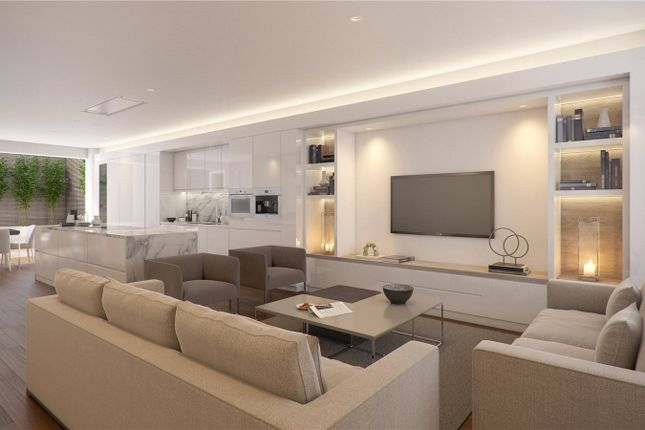 Thumbnail Terraced house to rent in St. Leonard's Terrace, Chelsea, London