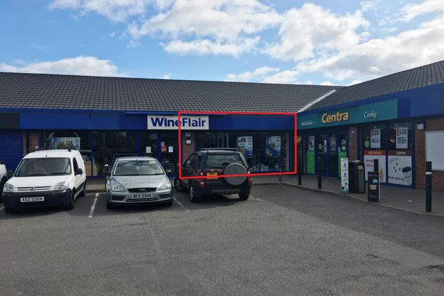 Retail premises to let in Unit 5, 5 Green Road, Conlig, Newtownards, County Down