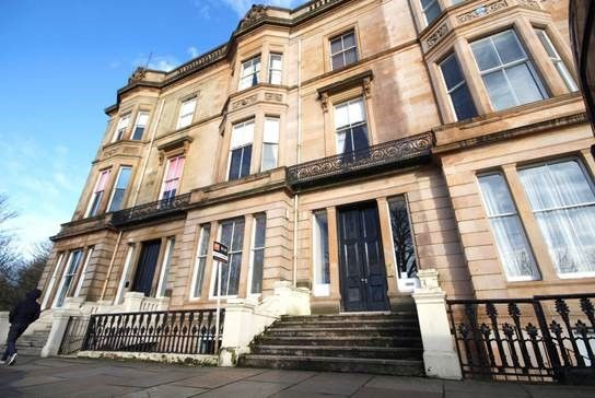 Thumbnail Flat to rent in Park Gardens, Park, Glasgow