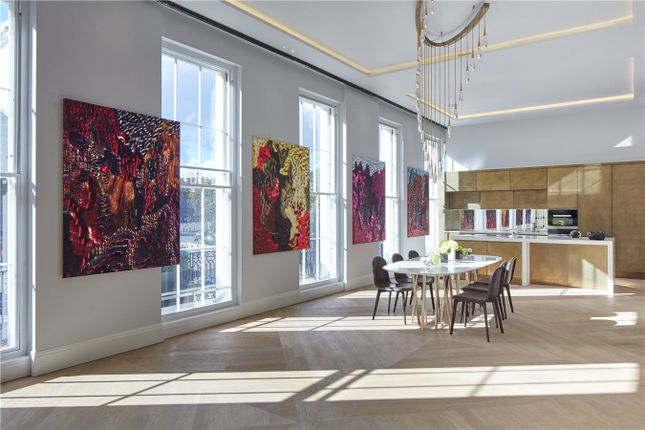Thumbnail Flat for sale in The Wedgwood, Portland Place, The Park Crescent, Regent's Park