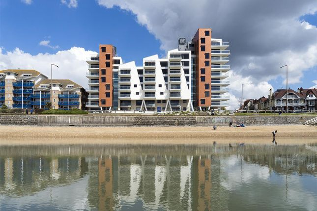 Thumbnail Flat for sale in W8, The Shore, 22-23 The Leas, Westcliff-On-Sea