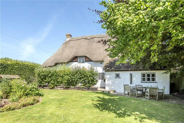 Thumbnail Detached house for sale in Tarrant Monkton, Blandford Forum, Dorset