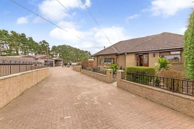 Thumbnail Detached bungalow for sale in Bowhouse Stables, Old Linlithgow Road, Maddiston