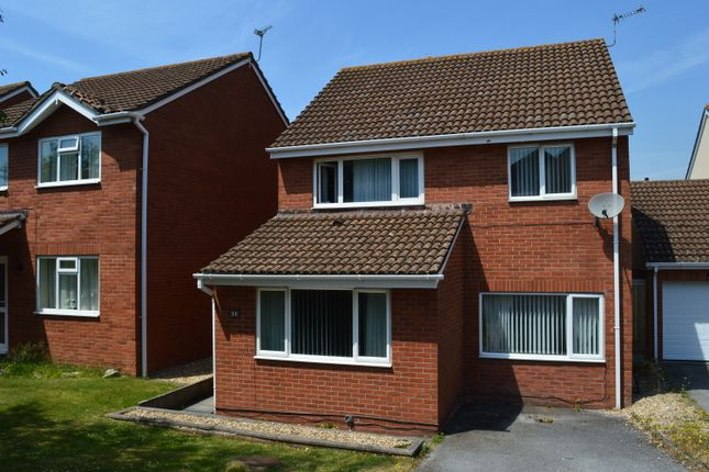 4 bed detached house for sale in Church Meadow, Boverton, Llantwit Major