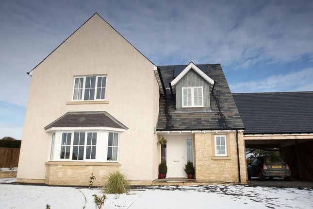 Thumbnail Detached house for sale in East Mains, Gordon, Berwickshire