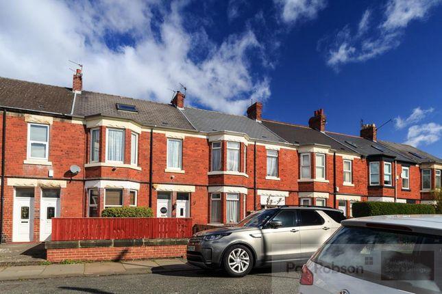 Thumbnail Flat for sale in Rothbury Terrace, Heaton, Newcastle Upon Tyne