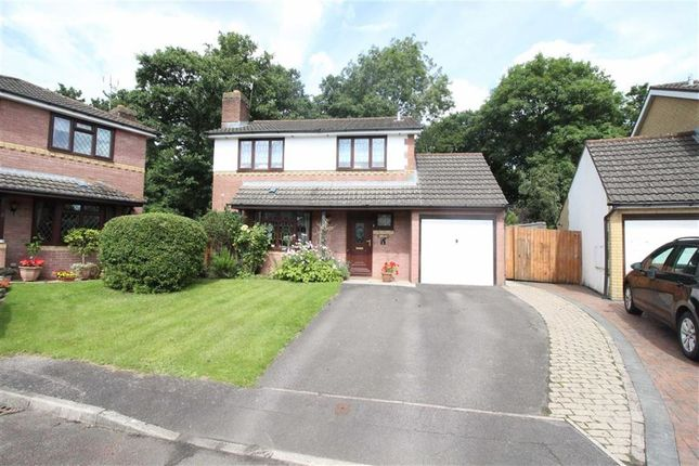 Thumbnail Detached house for sale in Gifford Close, Cwmbran, Torfaen