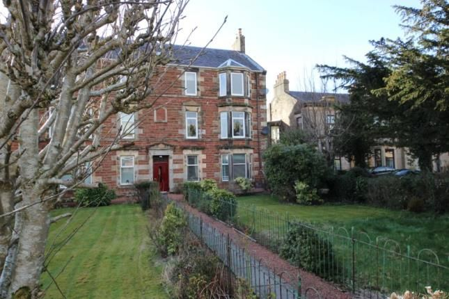 Thumbnail Flat for sale in Brisbane Road, Largs, North Ayrshire