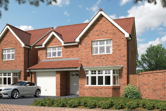 "4 bedroom detached house for sale in ""The Durham"" at Lynchet Road, Malpas"