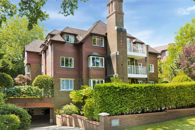 2 bed flat for sale in Carrington Place, Esher Park Avenue, Esher, Surrey KT10