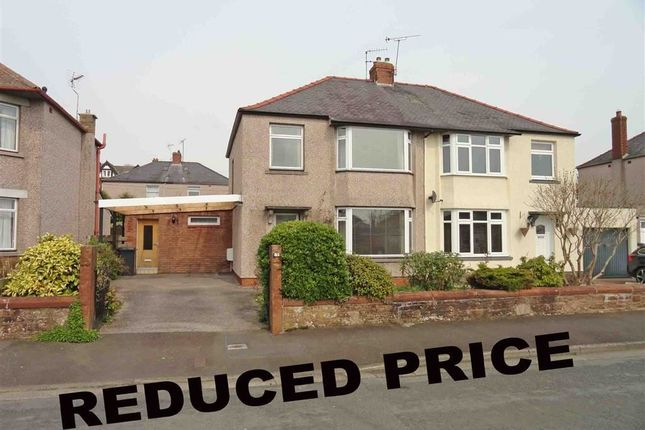 Semi-detached house for sale in Averill Crescent, Dumfries