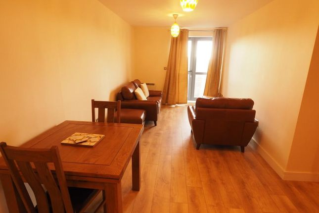 Thumbnail Flat to rent in Queens Court, Hull