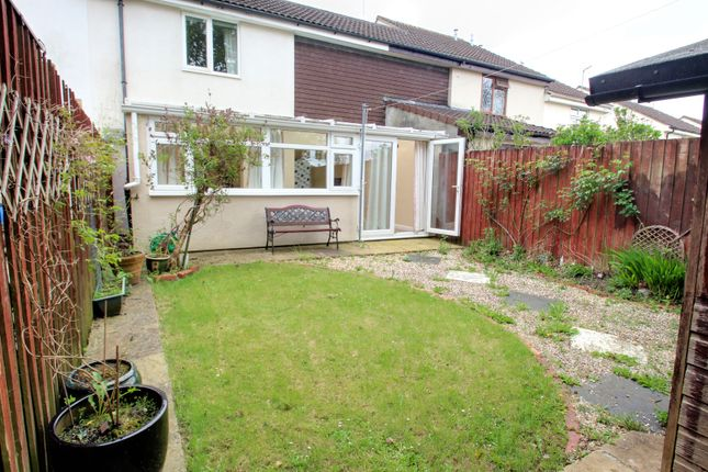 Thumbnail Terraced house for sale in Higher Green, South Brent