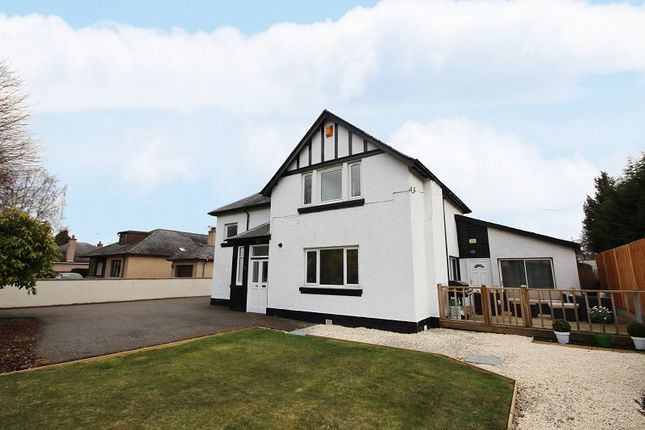 Thumbnail Detached house for sale in Drummond Road, Inverness