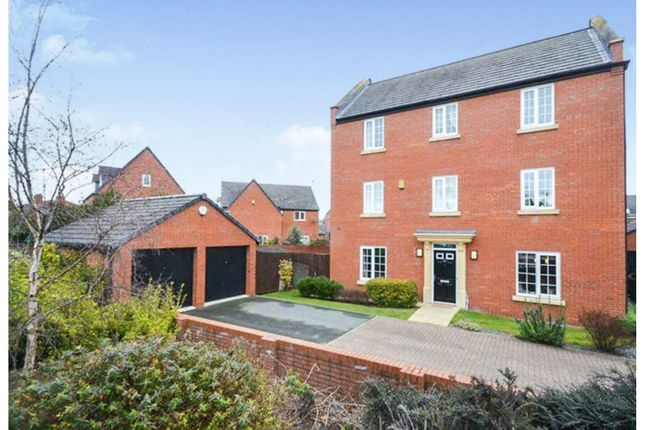 Thumbnail Detached house for sale in Lime Wood Close, Hoole, Chester