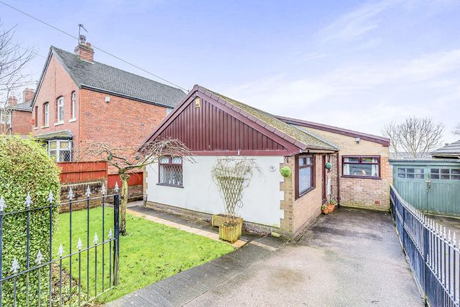 Thumbnail Bungalow for sale in Norton Avenue, Burslem, Stoke-On-Trent