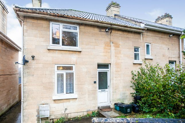 End terrace house to rent in The Weal, Weston, Bath