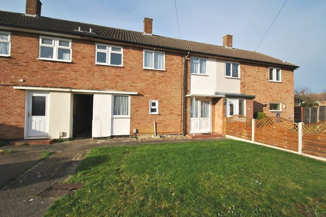 Thumbnail Terraced house to rent in Orchard Close, Letchworth Garden City