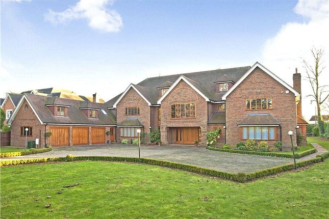 Thumbnail Detached house to rent in Stoke Park Avenue, Farnham Royal