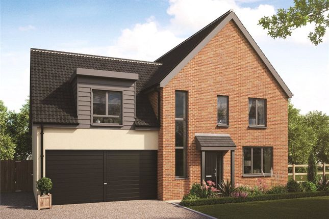 Thumbnail Detached house for sale in Plot 5 Bankside, Bell Road, Barnham Broom, Norwich