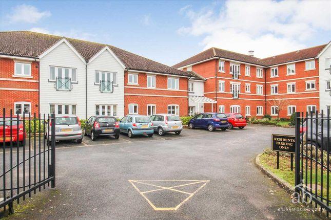 1 bed property for sale in 4 Gressland Court, Mead Drive, Grange Farm, Kesgrave, Ipswich IP5