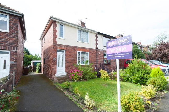 Thumbnail Semi-detached house for sale in Cooper Road, Barnsley