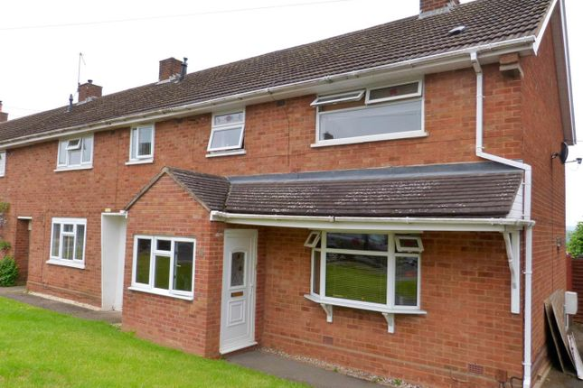Thumbnail End terrace house for sale in Sheldon Road, Greenlands, Redditch