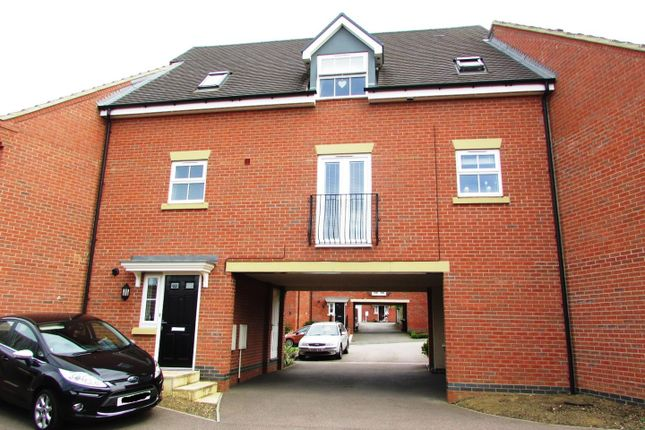 Thumbnail Terraced house for sale in Patenall Way, Higham Ferrers, Rushden
