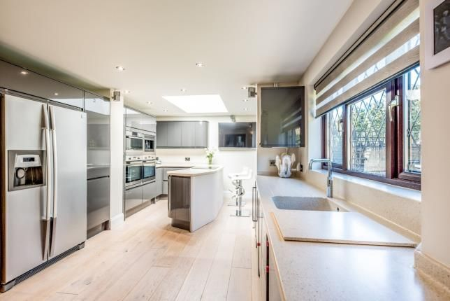 Kitchen of Cryselco Close, Kempston, Bedford, Bedfordshire MK42