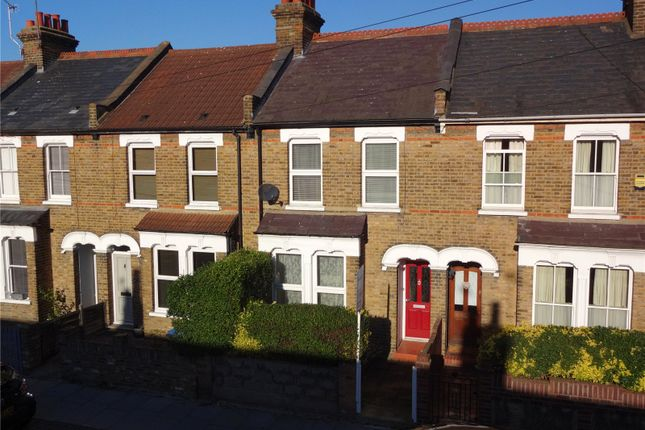 Thumbnail Terraced house for sale in Gordon Road, Enfield, Middlesex