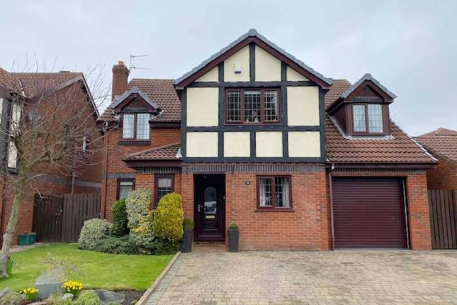 Thumbnail Detached house for sale in Trinity Gardens, Thornton-Cleveleys