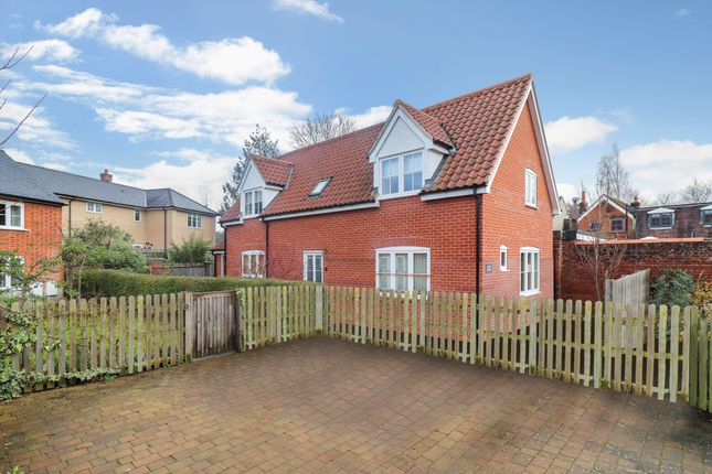 Thumbnail Detached house for sale in Long Bessels, Hadleigh, Ipswich, Suffolk