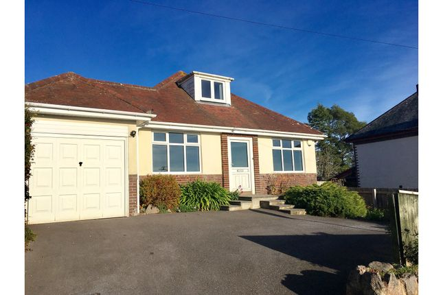 Thumbnail Detached bungalow for sale in Thorne Park Road, Torquay
