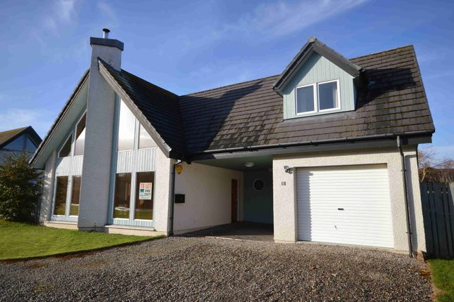 Thumbnail Detached house to rent in Carn Mor, Culbokie, Ross-Shire