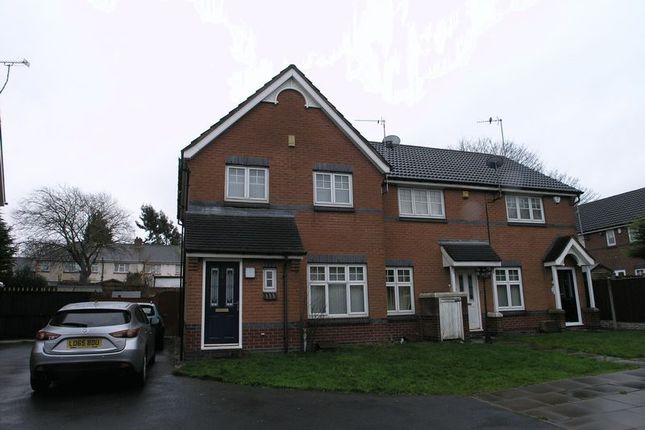 Thumbnail Terraced house to rent in Vicarage Street, Oldbury