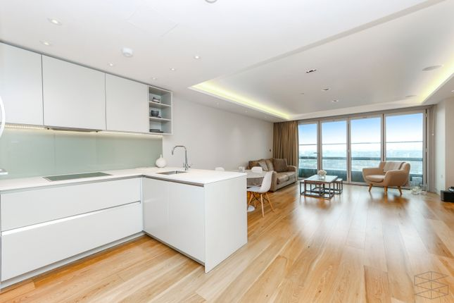 Thumbnail Flat for sale in Canaletto Tower EC1V, London