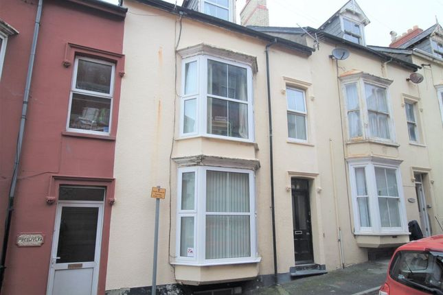 Thumbnail Shared accommodation to rent in 8 Bed House, Custom House St, Aberystwyth