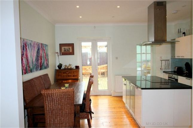 Thumbnail Terraced house to rent in Kemble Road, Forest Hill, London