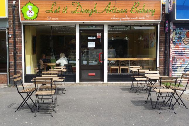 Thumbnail Restaurant/cafe for sale in 188 School Road, Hall Green, Birmingham