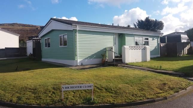 Thumbnail Bungalow for sale in Gainsborough Park, Foxhole, St. Austell