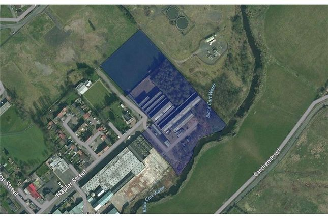 Thumbnail Land for sale in 6.8 Acres, Napier Street, Linwood, Scotland