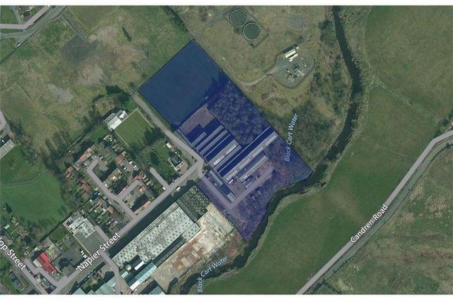 Thumbnail Land for sale in 6.8 Acres, Napier Street, Linwood, Scotland