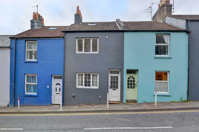 Thumbnail Terraced house to rent in Old Shoreham Road, Brighton
