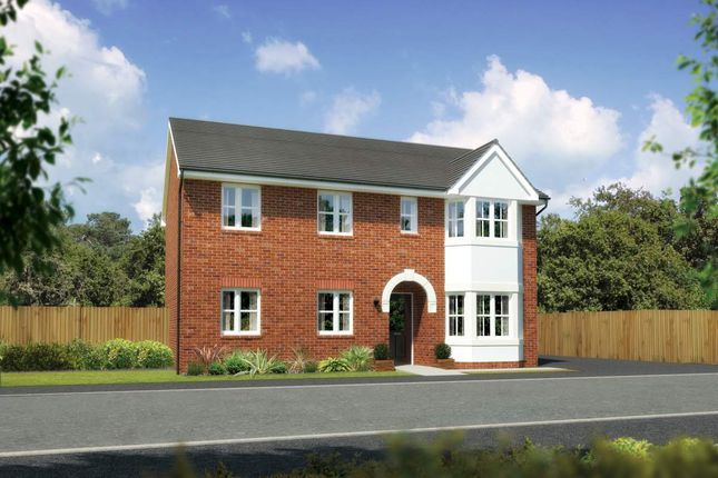 "Thumbnail Detached house for sale in ""Hollandswood"" at Close Lane, Alsager, Stoke-On-Trent"