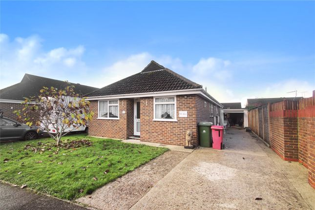 Thumbnail Bungalow for sale in Westlands, Rustington, West Sussex