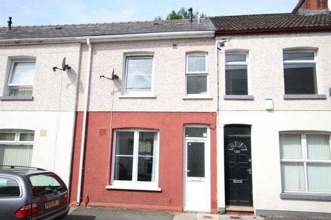 Thumbnail Terraced house for sale in Arail Street, Six Bells, Abertillery